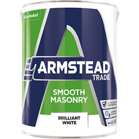 Armstead Trade Smooth Masonry Paint - Buy Paint Online