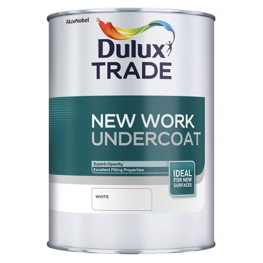 Dulux New Work Undercoat - Buy Paint Online