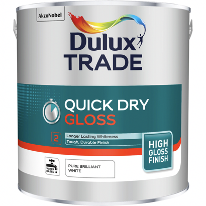 Dulux Quick Dry Gloss - Buy Paint Online