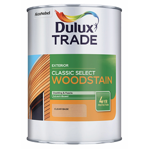 Dulux Trade Classic Select Woodstain - Buy Paint Online