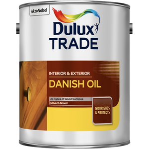 Dulux Trade Danish Oil - Buy Paint Online