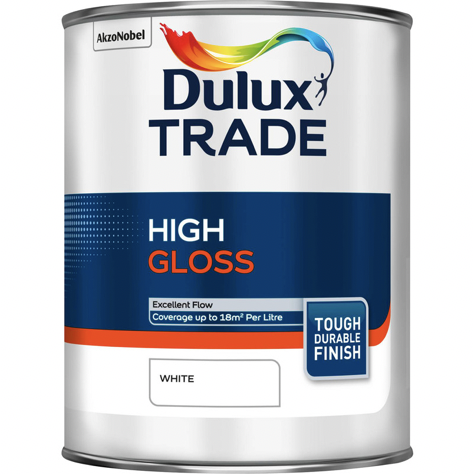 Dulux Trade High Gloss - Buy Paint Online