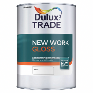 Dulux Trade New Work Gloss - Buy Paint Online