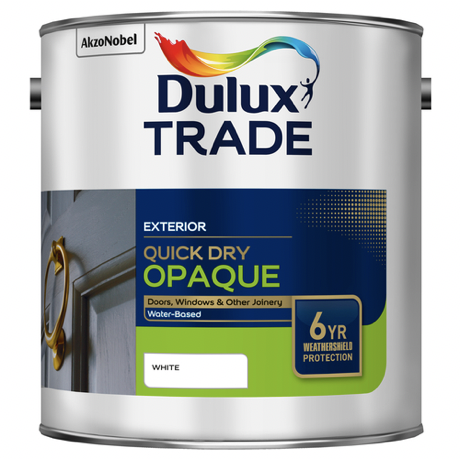 Dulux Trade Quick Dry Opaque - Buy Paint Online