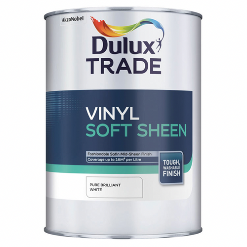 Dulux Trade Vinyl Soft Sheen - Buy Paint Online