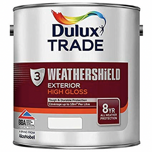 Dulux Weathershield Exterior High Gloss - Buy Paint Online