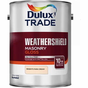 Dulux Weathershield Masonry Gloss - Buy Paint Online