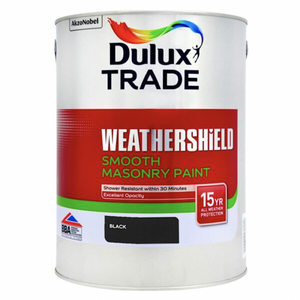 Dulux Weathershield Smooth Masonry Paint - Buy Paint Online