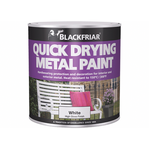 Blackfriars Quick Drying Metal Paint - Buy Paint Online