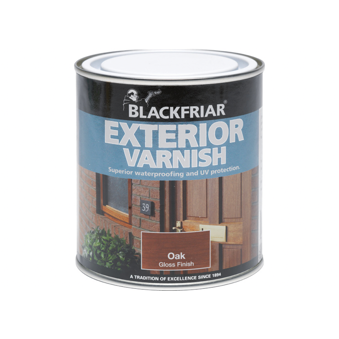 Blackfriar Exterior Varnish - Buy Paint Online