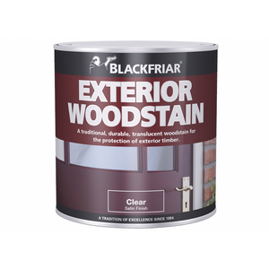 Blackfriar Exterior Woodstain - Buy Paint Online