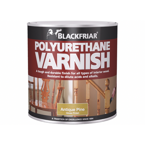 Blackfriar Polyurethane Varnish - Buy Paint Online
