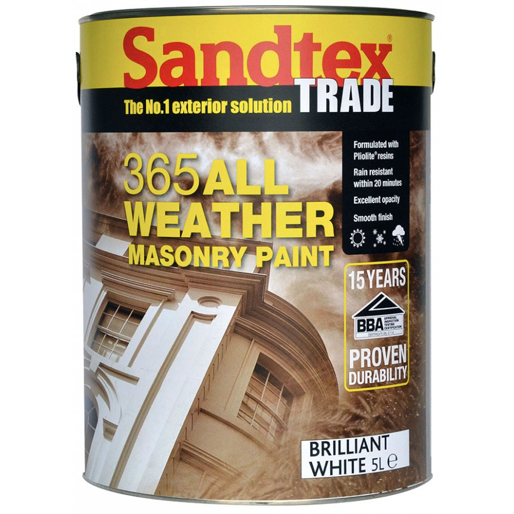 Sandtex All Weather Masonry Paint - Buy Paint Online