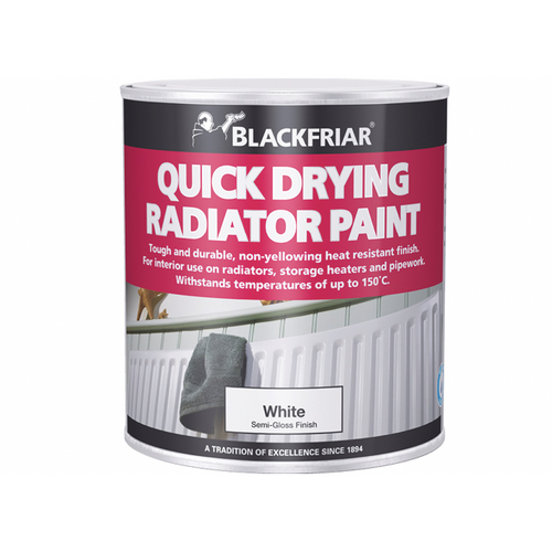 Blackfriar Quick Drying Radiator Paint - Buy Paint Online