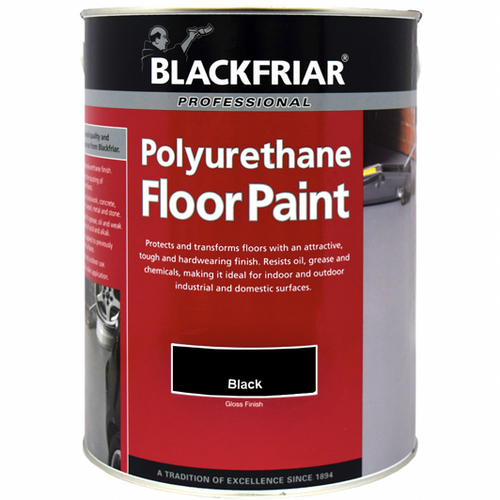 Blackfriars Polyurethane Floor Paint - Buy Paint Online