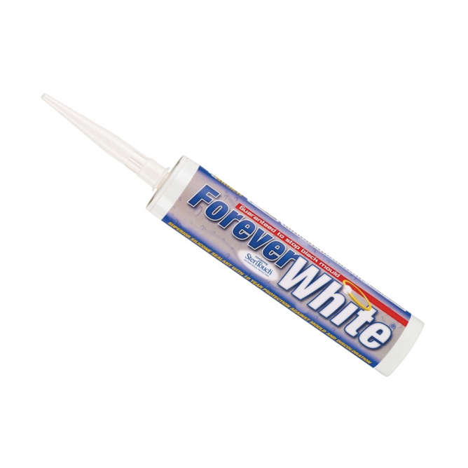Everbuild Forever White Silicone - Buy Paint Online
