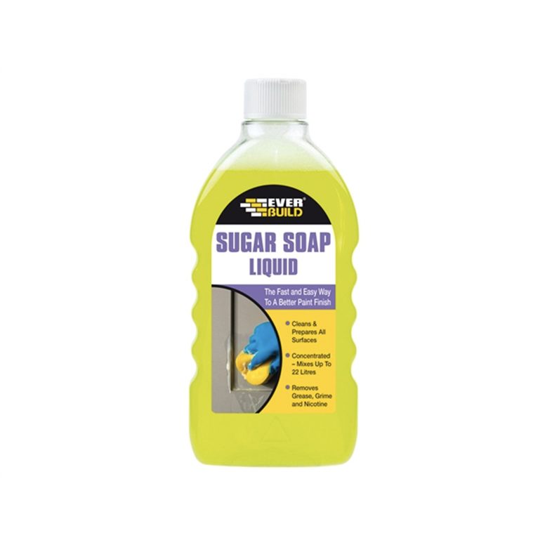 Everbuild Sugar Soap Liquid - Buy Paint Online