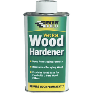 Everbuild Wet Rot Wood Hardener - Buy Paint Online