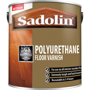 Sadolin Polyurethane Floor Varnish - Buy Paint Online