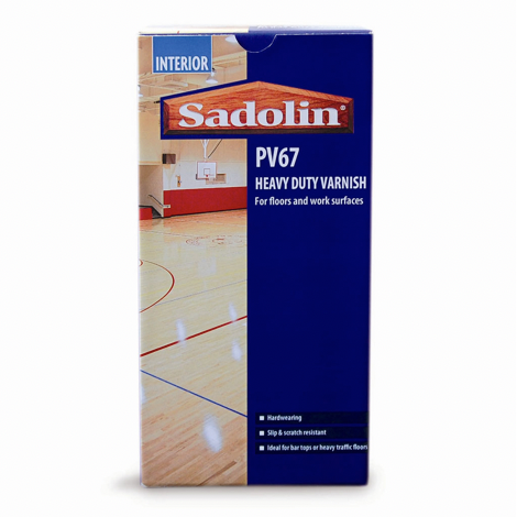 Sadolin PV67 Heavy Duty Varnish - Buy Paint Online