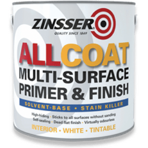 Zinsser AllCoat (Solvent-Based) - Buy Paint Online