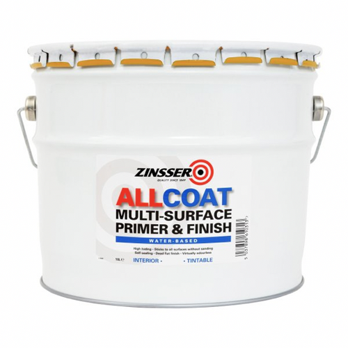 Zinsser AllCoat (Water-Based) - Buy Paint Online
