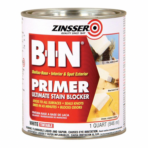 Zinsser B-I-N Primer & Sealer - Buy Paint Online