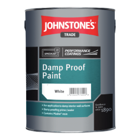 Johnstones Damp Proof Paint - Buy Paint Online