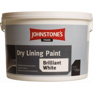 Johnstones Dry Lining Paint - Buy Paint Online