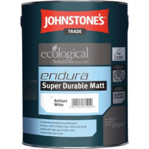 Johnstones Endura Super Durable Matt - Buy Paint Online