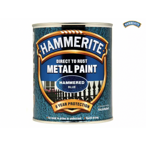 Hammerite Direct to Rust Metal Paint - Hammered Finish - Buy Paint Online