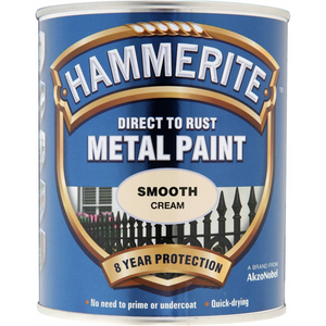 Hammerite Direct to Rust Metal Paint - Smooth Finish - Buy Paint Online