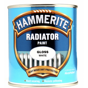 Hammerite Radiator Paint Gloss - Buy Paint Online