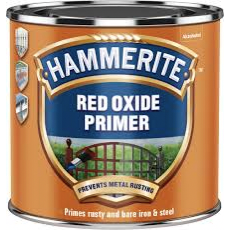 Hammerite Red Oxide Primer - Buy Paint Online