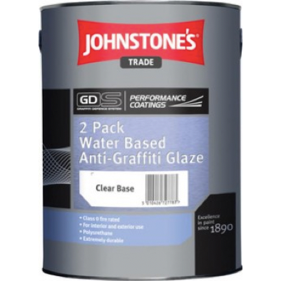 Johnstones 2 Pack Anti Graffiti Glaze - Buy Paint Online