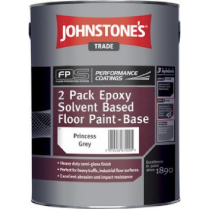 Johnstones 2 Pack Epoxy Solvent Based Floor Paint - Buy Paint Online