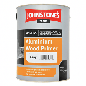 Johnstones Aluminium Wood Primer - Buy Paint Online