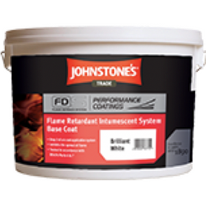 Johnstones Flame Retardant Intumescent Upgrade Base Coat - Buy Paint Online