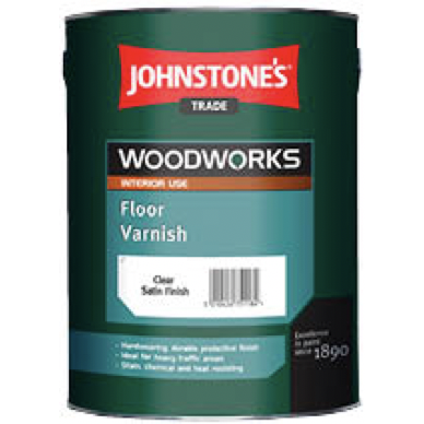 Johnstones Floor Varnish - Buy Paint Online