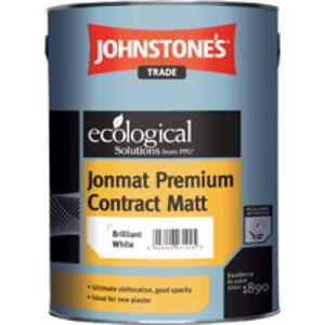 Johnstones Jonmat Premium Contract Matt - Buy Paint Online