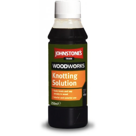 Johnstones Knotting Solution - Buy Paint Online