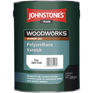 Johnstones Polyurethane Varnish - Buy Paint Online