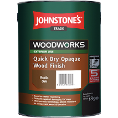 Johnstones Quick Dry Opaque Wood Finish - Buy Paint Online