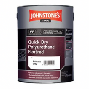 Johnstones Quick Dry Polyurethane Flortred - Buy Paint Online
