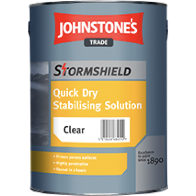 Johnstones Quick Dry Stabilising Solution - Buy Paint Online