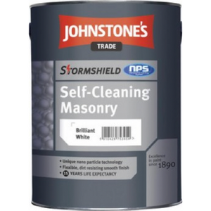 Johnstones Self-Cleaning Masonry - Buy Paint Online