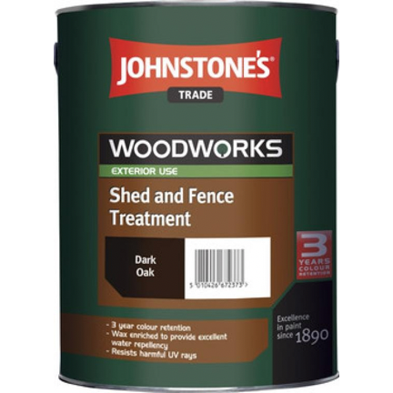Johnstones Shed & Fence Treatment - Buy Paint Online