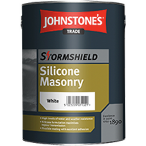 Johnstones Silicone Masonry - Buy Paint Online