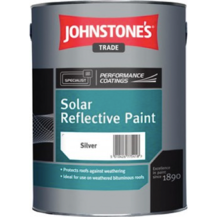Johnstones Solar Reflective Paint - Buy Paint Online