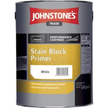 Johnstones Stain Block Primer - Buy Paint Online